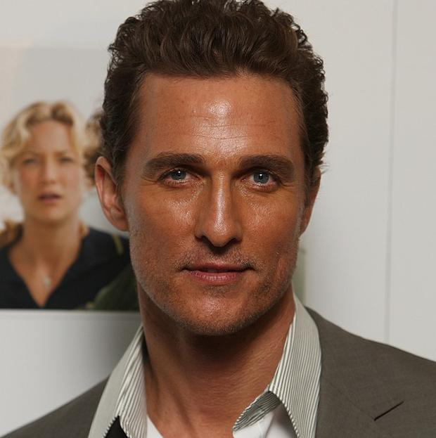Matthew McConaughey would play a fugitive in the film