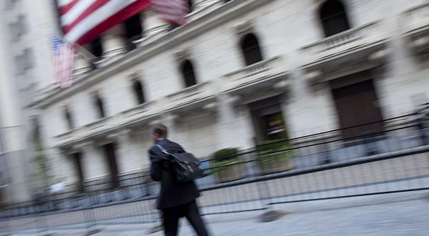 The New York Stock Exchange saw massive losses (AP)
