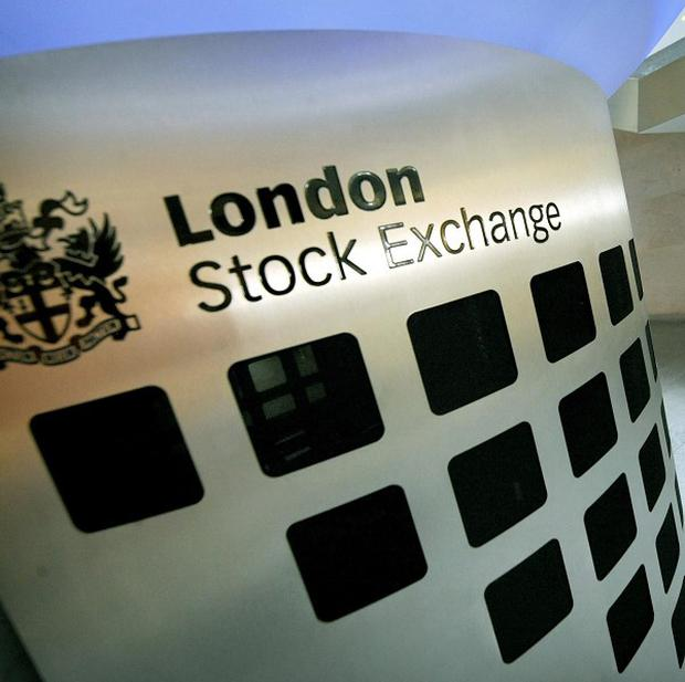 London's FTSE 100 Index has suffered falls of more than 100 points for four sessions in a row