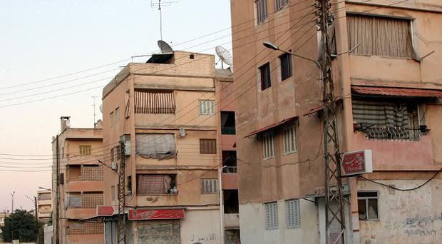 The Syrian government has been condemned over a crackdown on dissent in towns such as Hama (AP)