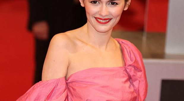 Audrey Tautou found fame starring in the movie Amelie