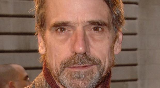 Actor Jeremy Irons has hit out at political correctness