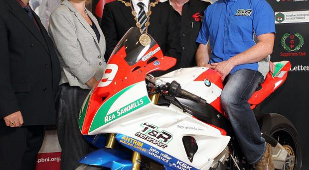 Ulster Grand Prix race organisers have teamed up with the Probation Board to arrange community service projects around the circuit