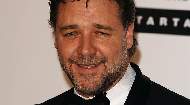 Russell Crowe would play a mayor in the new film