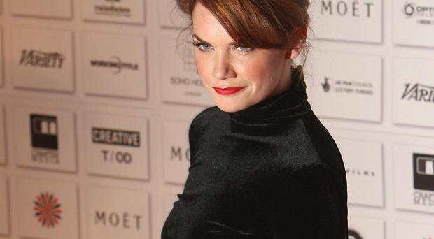 Ruth Wilson said she's had a lot of rejections