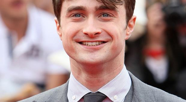 Daniel Radcliffe has won plaudits for his role in the hit Broadway show