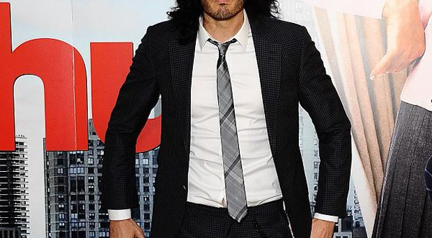 Russell Brand has set up his own production company
