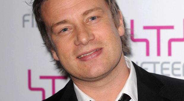 Jamie Oliver's restaurant has been targetted by rioters