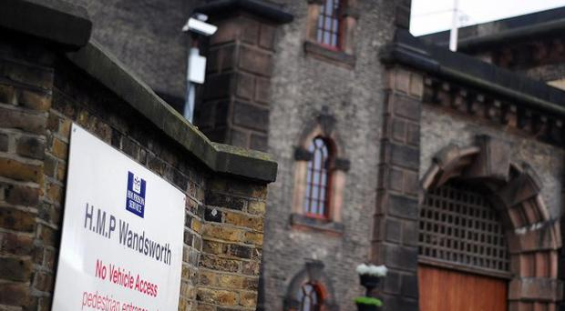 The safety of inmates at HMP Wandsworth is 'of serious concern', inspectors said
