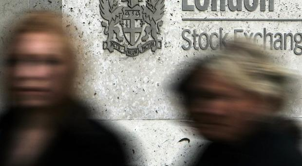 The FTSE 100 Index opened nearly 2 per cent higher on Wednesday
