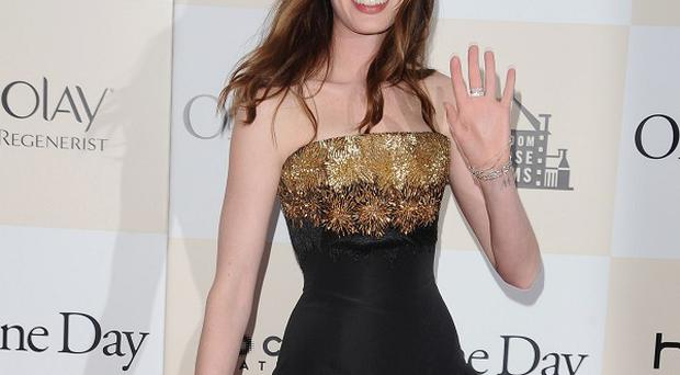 Anne Hathaway plays Yorkshire lass Emma in the new film