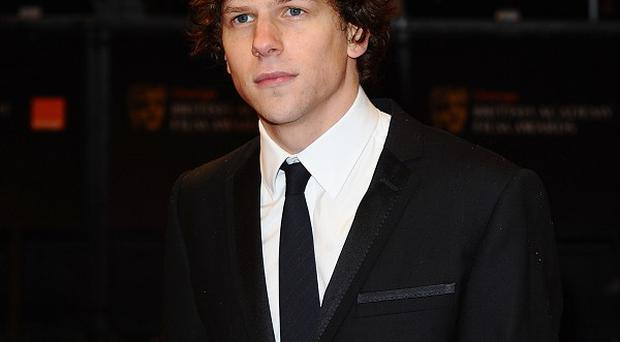 Jesse Eisenberg landed an Oscars nod for The Social Network