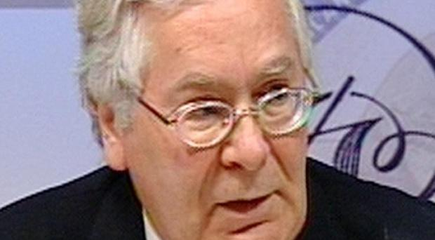 Bank of England governor Sir Mervyn King said the global debt crisis will take 'a number of years' to be resolved