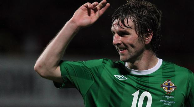 Northern Ireland 4 Faroe Islands 0