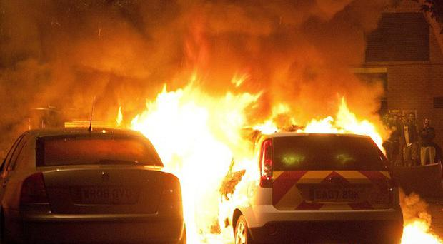 Tens of thousands of people have called for rioters and looters to lose their benefits