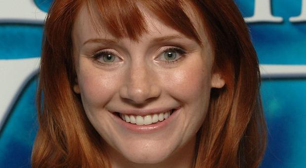 Bryce Dallas Howard is due in the new year
