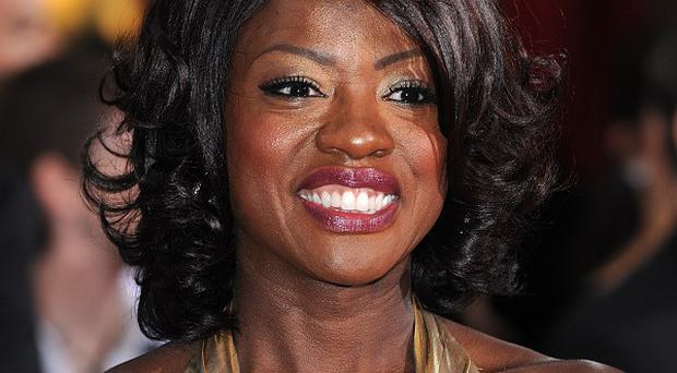 Viola Davis has notched up rave reviews for her performance in The Help