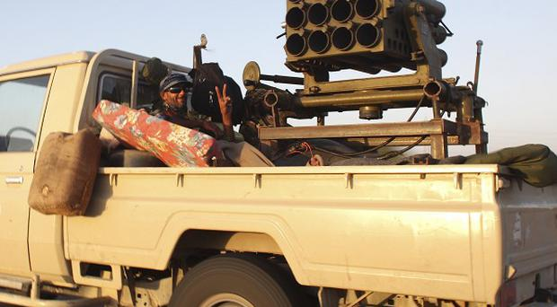 A Libyan rebel spokesman has claimed that the oil terminal Brega has been captured from Muammar Gaddafi's troops