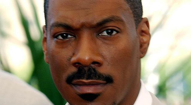 Eddie Murphy previously worked on the Shrek films