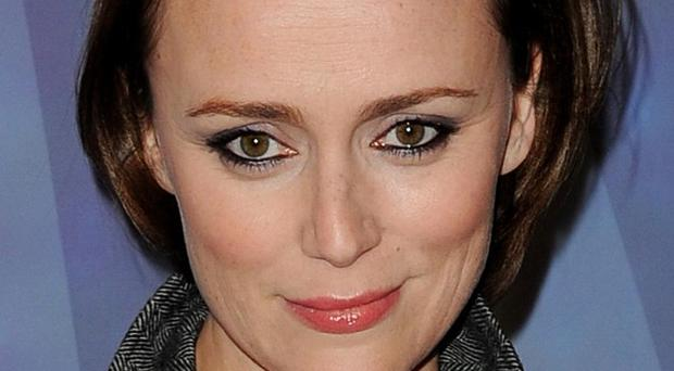 Keeley Hawes used to star in spy drama Spooks