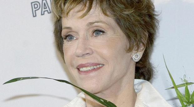 Jane Fonda doesn't just look good for her age