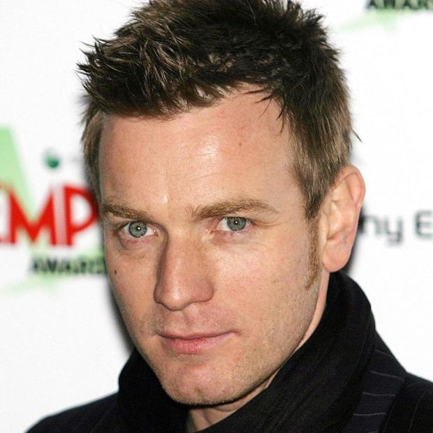 Ewan McGregor appears in the short Unicef film