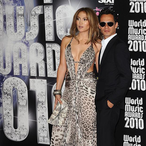 Jennifer Lopez and Marc Anthony announced they were breaking up last month