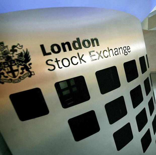 A strong finish to trading in London and New York capped the end of a turbulent week forglobal stock markets