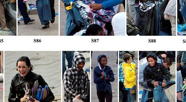 Police have issued more images of suspected rioters and looters, but say some have been turned in by their disgusted relatives