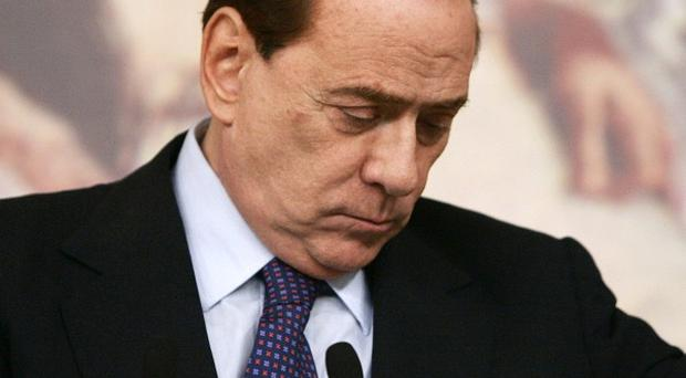 Italian PM Silvio Berluconi has called the cuts 'excessive',' but said they were approved because of widespread discontent among citizens