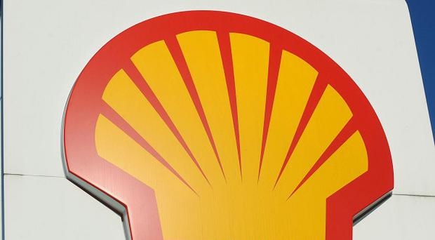 Royal Dutch Shell said a leak at its Gannet Alpha platform in the North Sea has been brought under control