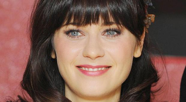 Zooey Deschanel is one of the favourites for the role