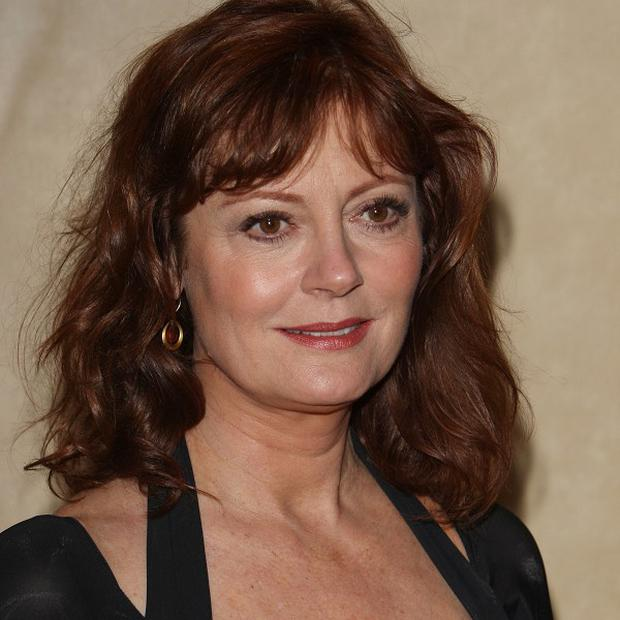 Susan Sarandon would play a former member of a radical group
