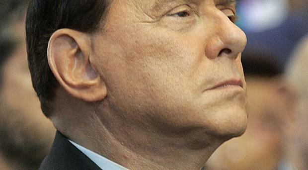 Italian premier Silvio Berlusconi is facing strike threats from a union over an austerity bill