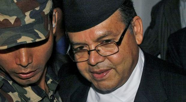 Parties in Nepal cannot agree on action after prime minister Jhalanath Khanal resigned (AP)