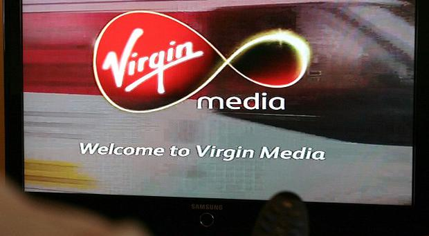 Telecoms giant Virgin Media has sold its stake in UKTV to a US broadcaster