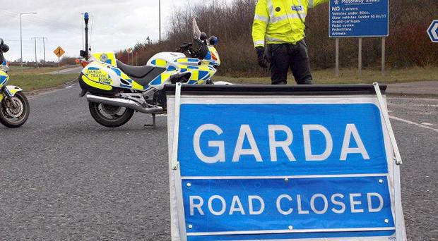 One man died and two people were injured in a road accident on the N17 at Lisduff on the Ballindine to Claremorris Road