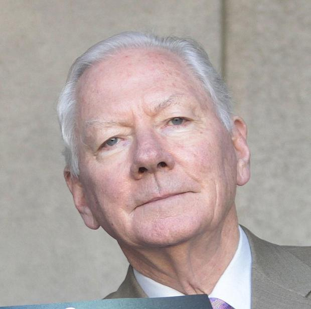 Gay Byrne has said he will not enter the race to become the next president