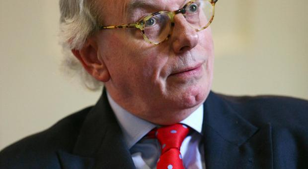 Historian Dr David Starkey has been accused of being 'racially offensive'