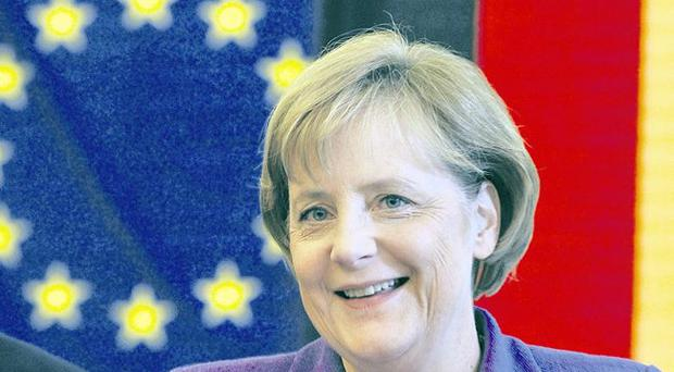 Could Angela Merkel take Germany out of the euro?