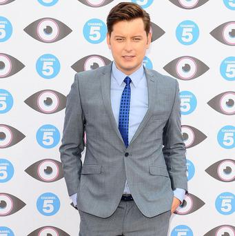 Brian Dowling said comparisons to Davina McCall were inevitable