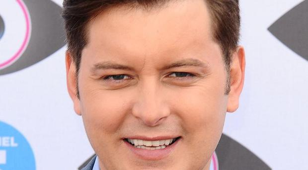 Brian Dowling arrives at the Big Brother Launch Party