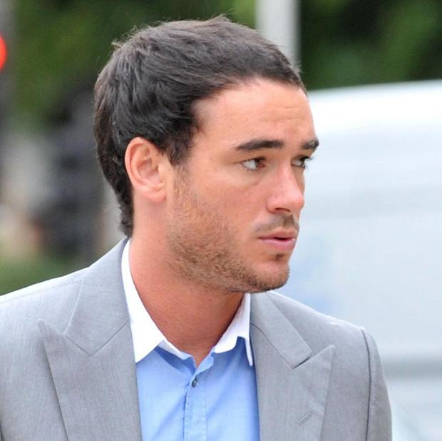 Jack Tweed has been sentenced to an 18-month supervision order after admitting assaulting a man