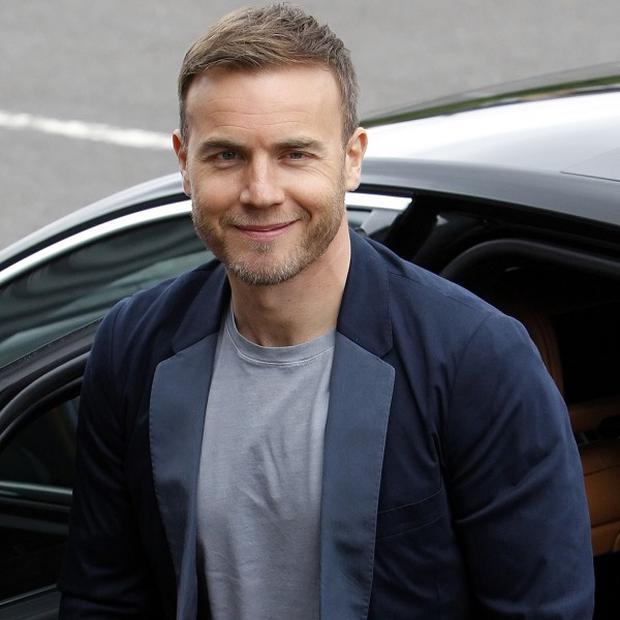 Gary Barlow says he doesn't mince his words on The X Factor