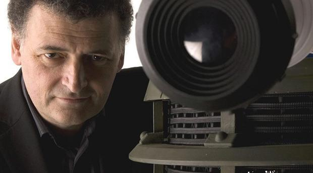 Doctor Who writer Steven Moffat has stopped reading about the show online because he wants to avoid angry fans