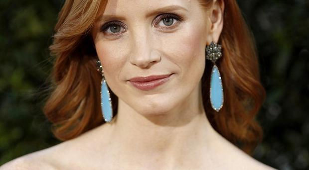 Jessica Chastain has six movies coming out