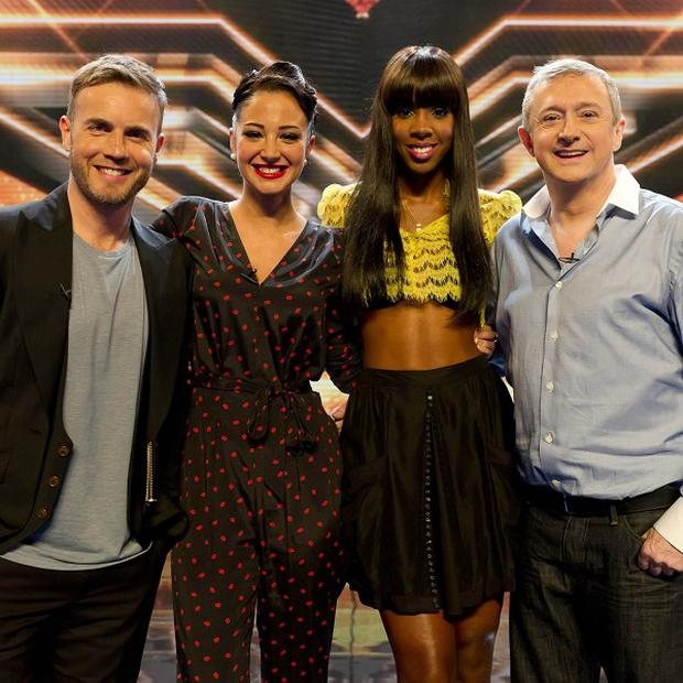 The X Factor judges had a shock in store for the latest batch of wannabes