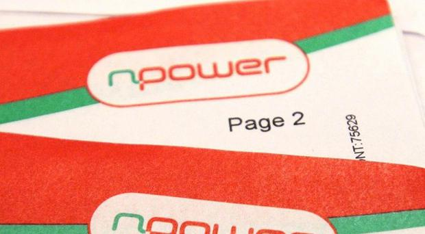 Average tariffs for gas will increase by 15.7 per cent and electricity by 7.2 per cent from October 1, Npower said