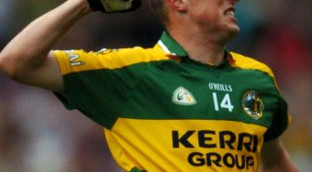 Kieran Donaghy's unselfish lay-offs allied with his imposing presence could pose major problems for the Mayo defence