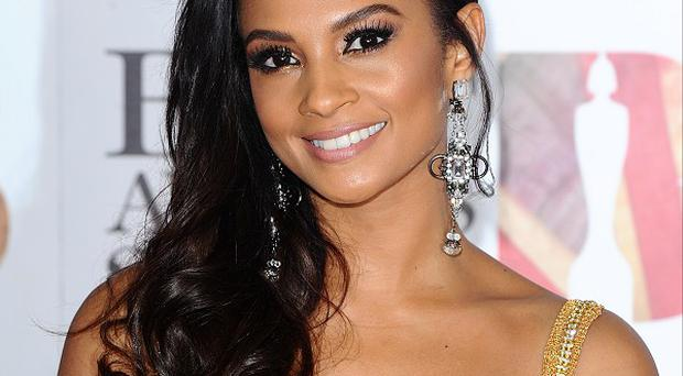 Alesha Dixon says she's like a 'mother hen' on her new dance show